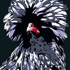 The Majestic Chicken by ideophobic