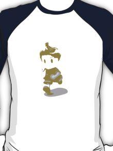 Minimalist Lucas from Super Smash Bros. Brawl T-Shirt