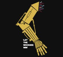Let the Wookiee win! T-Shirt