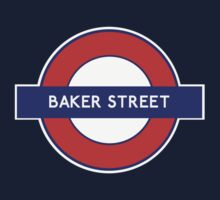 Baker Street Anyone? by orangecrocs