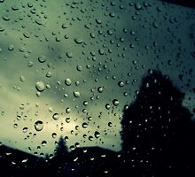 Raindrops on the Window by irritatedbunny