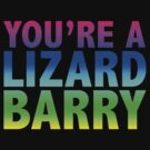 Harry Potter: You're a lizard Barry! by brainsontoast