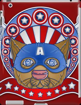 Captain Cat by MareveDesign