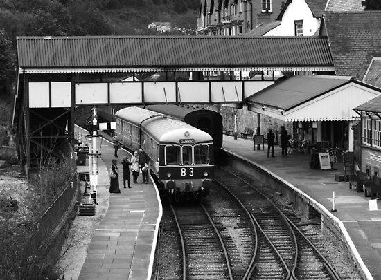 Railcar by Yampimon