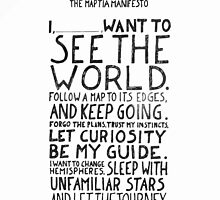 The Maptia Manifesto is travelling the world. by Alkasen