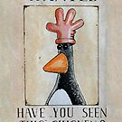 "Wallace and Gromit ""Have You Seen This Chicken?"" by Steven Bye"