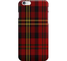 02363 Davis Tartan Fabric Print Iphone Case iPhone Case/Skin