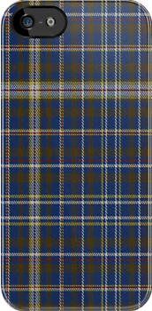 02365 Salt Lake County, Utah E-fficial Fashion Tartan Fabric Print Iphone Case by Detnecs2013