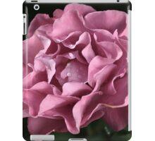 Frilly Rose iPad Case/Skin