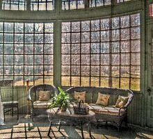 The Solarium At Thomas Edison's Glenmont Estate by Jane Neill-Hancock
