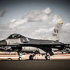 Lockheed F-16C Viper by mattsavage