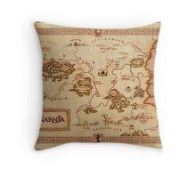 Narnia Throw Pillow