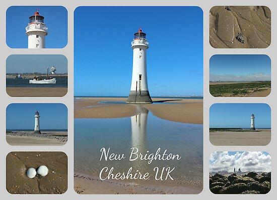 New Brighton Wirral Cheshire UK by AnnDixon