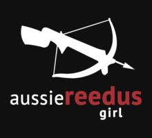 Aussie Reedus Girl - White/Red Edition by ausreedusgirls