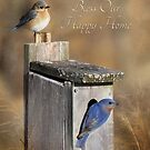 Bless Our Happy Home by Lori Deiter