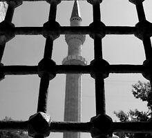 Minaret by Erny1974