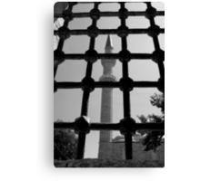 Minaret Canvas Print