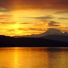 Mt Baker Sunrise by ChrisFridley