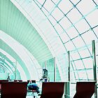 Dubai Airport (II) by Richard Owen