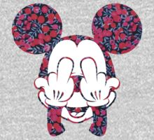 Mickey Liberty Head II by JohnnySilva