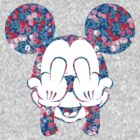 Mickey Liberty Head III by JohnnySilva