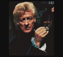 Doctor Who 70's - Jon Pertwee by Marjuned