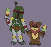 Boba and Wicket - BFFs Kids Clothes