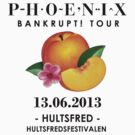 Phoenix: Bankrupt! Tour (13.06.2013 - Hultsfred) #2 by Teji