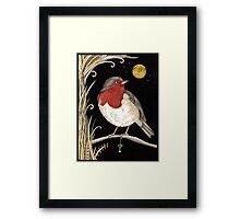 The Nights Are Drawing In Framed Print