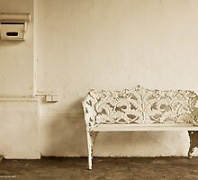 Bench at the Parsonage by VilemStudios
