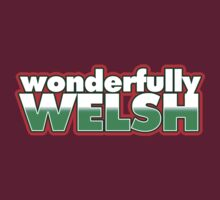 wonderfully WELSH by inkpossible