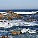 &quot;Rocky Waves&quot; by Gail Jones