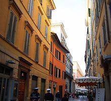 Centro Storico Carabinieri, Roma, Italia by outspoken82
