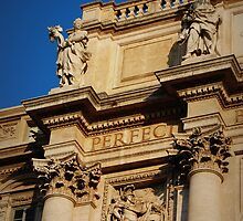 Fontana di Trevi, Roma, Italia by outspoken82
