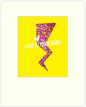 Love Struck Baby by Emily Beal