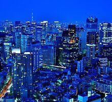 TOKYO 0011 by Hidehiko Sakashita