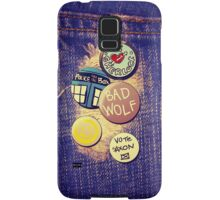 ♥ the Doctor Samsung Galaxy Case/Skin