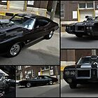 1972 Oldsmobile Cutlass Dragster by TeeMack