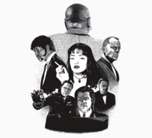 Pulp Fiction by molvic