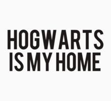 Hogwarts is my home by ItsJeff