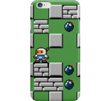 Bomberman Pixel Case iPhone Case/Skin