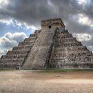 El Castillo by Nicolas Noyes