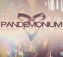 Pandemonium - The Mortal Instruments by LovelyOwls