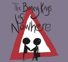 The Boney Kings of Nowhere Red Triangle by Aaran Bosansko