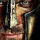 Gladiator Face Photograph apple iphone 5, iphone 4 4s, iPhone 3Gs, iPod Touch 4g case by Pointsalestore .com