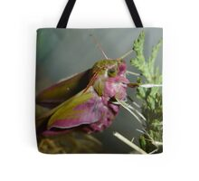 Minutes old, the midwife was late! Tote Bag