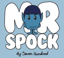 Mr Spock by SevenHundred