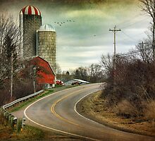 Roadside Reds by Amanda White