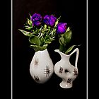 Todays Flowers 2 by Warren. A. Williams