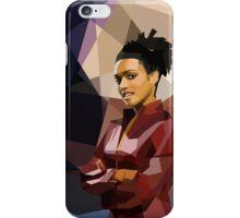 Martha fragged iPhone Case/Skin